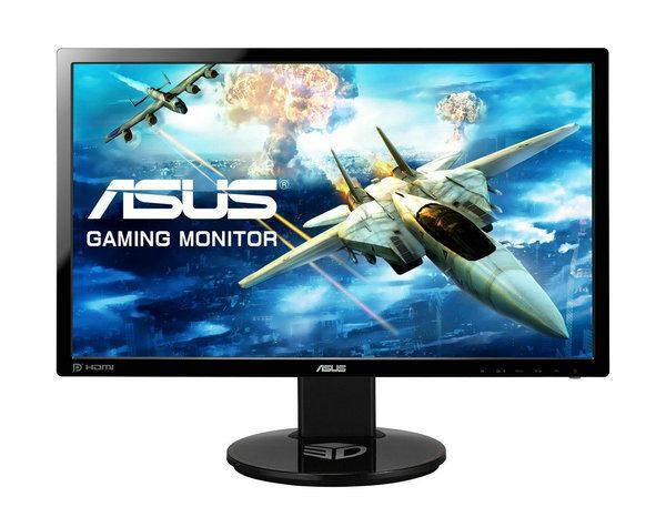 ASUS VG248QE Reviews- Best Affordable 144hz Gaming Monitor Of 2018