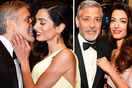 Amal Clooney George Clooney wedding proposal Meghan Markle Lake Como pictures news latest
