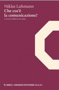 Che cos'è la comunicazione?