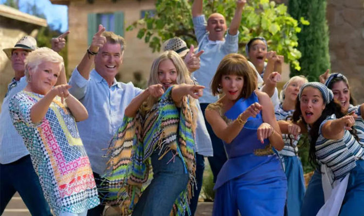 Mamma Mia 2 streaming: How to watch the full movie online - Is it legal to watch online?