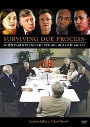Surviving Due Process: Stephen Jeffers v. School Board