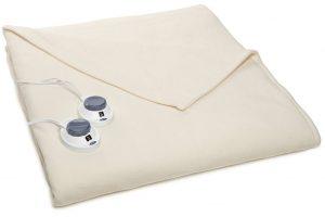 SoftHeat's Luxury Micro-Fleece Low-Voltage Electric Heated Blanket Review