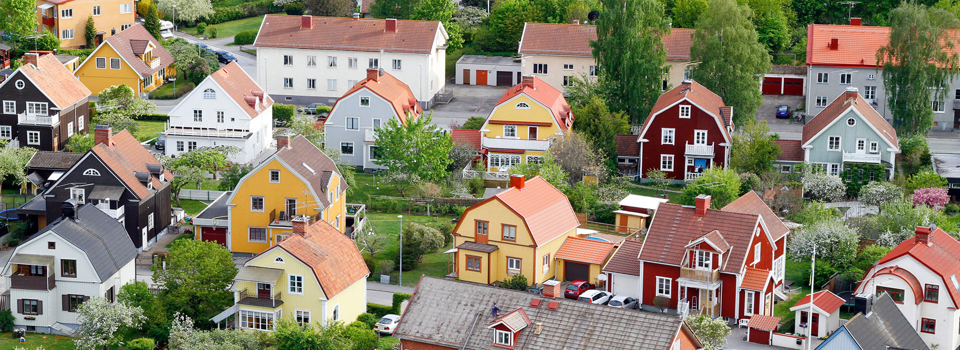 Villor i Sverige