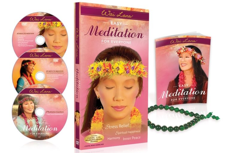 Wai Lana Yoga Review : Easy Meditation Kit by Wai Lana