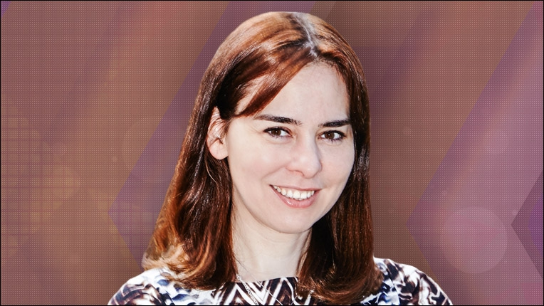 2017 ACM Prize in Computing recipient Dina Katabi
