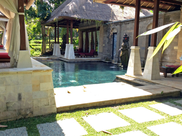 Private Villa at the Arma Resort