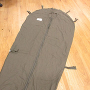 Ex Military sleeping bag liner with zip