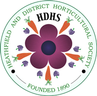 Heathfield and District Horticultural Society logo