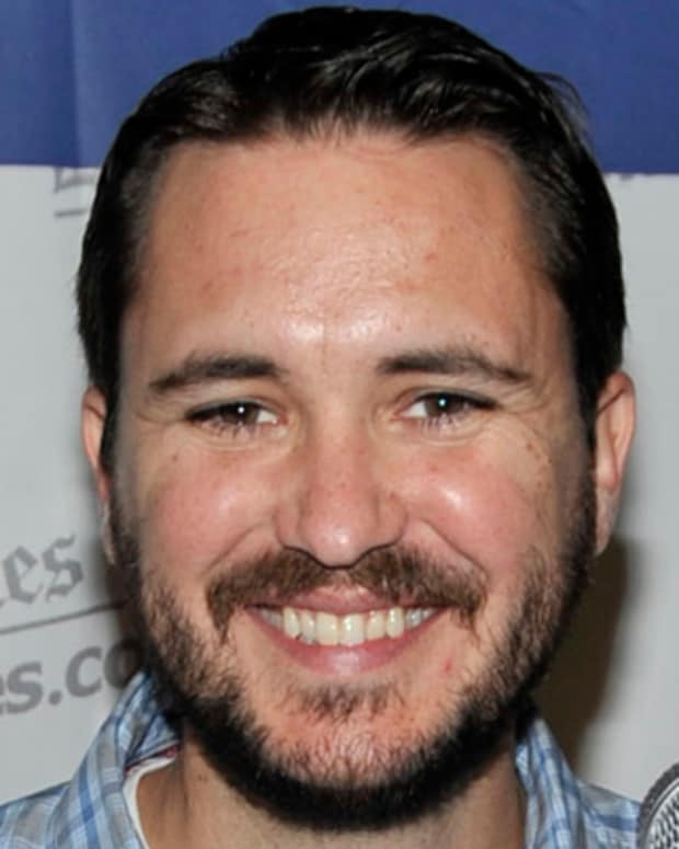 LOS ANGELES, CA - APRIL 25:  Actor Wil Wheaton participates in the panel Status Update: Social Networking & New Media at the 14th Annual Los Angeles Times Festival of Books on the campus of the University of California Los Angeles on April 25, 2009 in Los Angeles, California.  (Photo by John M. Heller/Getty Images) *** Local Caption *** Wil Wheaton