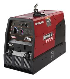 Lincoln Electric<sup>®</sup> Ranger<sup>®</sup> 225 Engine Driven Welder, 23 hp Kohler<sup>®</sup> Gasoline Engine