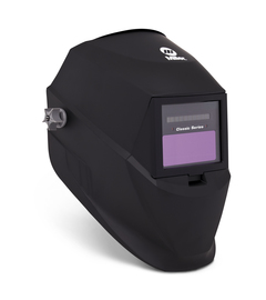 Miller<sup>®</sup> Classic Black Welding Helmet With 2 inch X 4 inch Variable Shades 8 - 13 Auto Darkening Lens