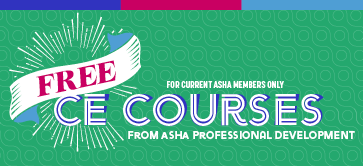 September Free Course - Aphasia