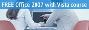 FREE Office 2007 with Vista Course