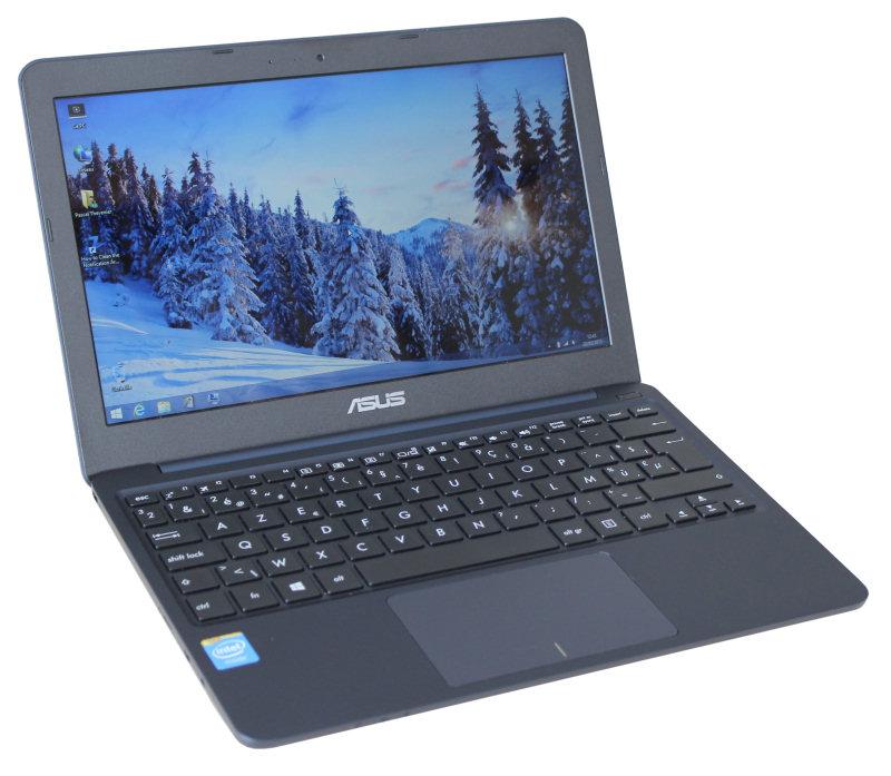 Asus EeeBook X205TA écran