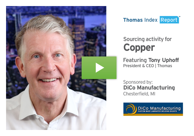 Antimicrobial Benefits of Copper Boosting Demand