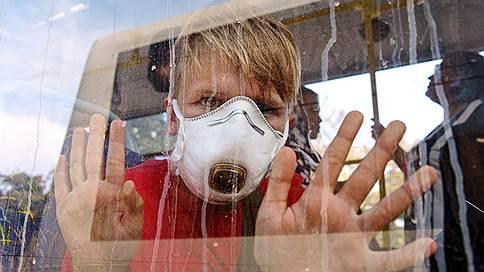 Как вывозили детей с севера Крыма