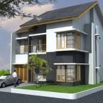 Desain Rumah Minimalis yang Mewah dengan Arsitektur Modern Desain Rumah Minimalis yang Mewah dengan Arsitektur Modern