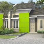 adalah salah satu rumah yang banyak disukai dan digemari masyarakat Contoh Gambar Rumah Minimalis Type 45 Terbaru