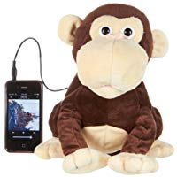 Smartphone Talking Monkey