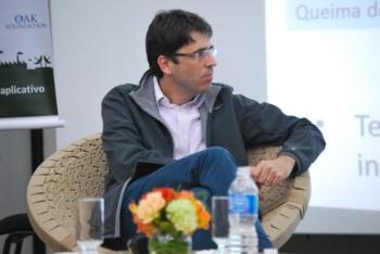 Tasso Azevedo, durante debate sobre o setor Mudanças de Uso da Terra