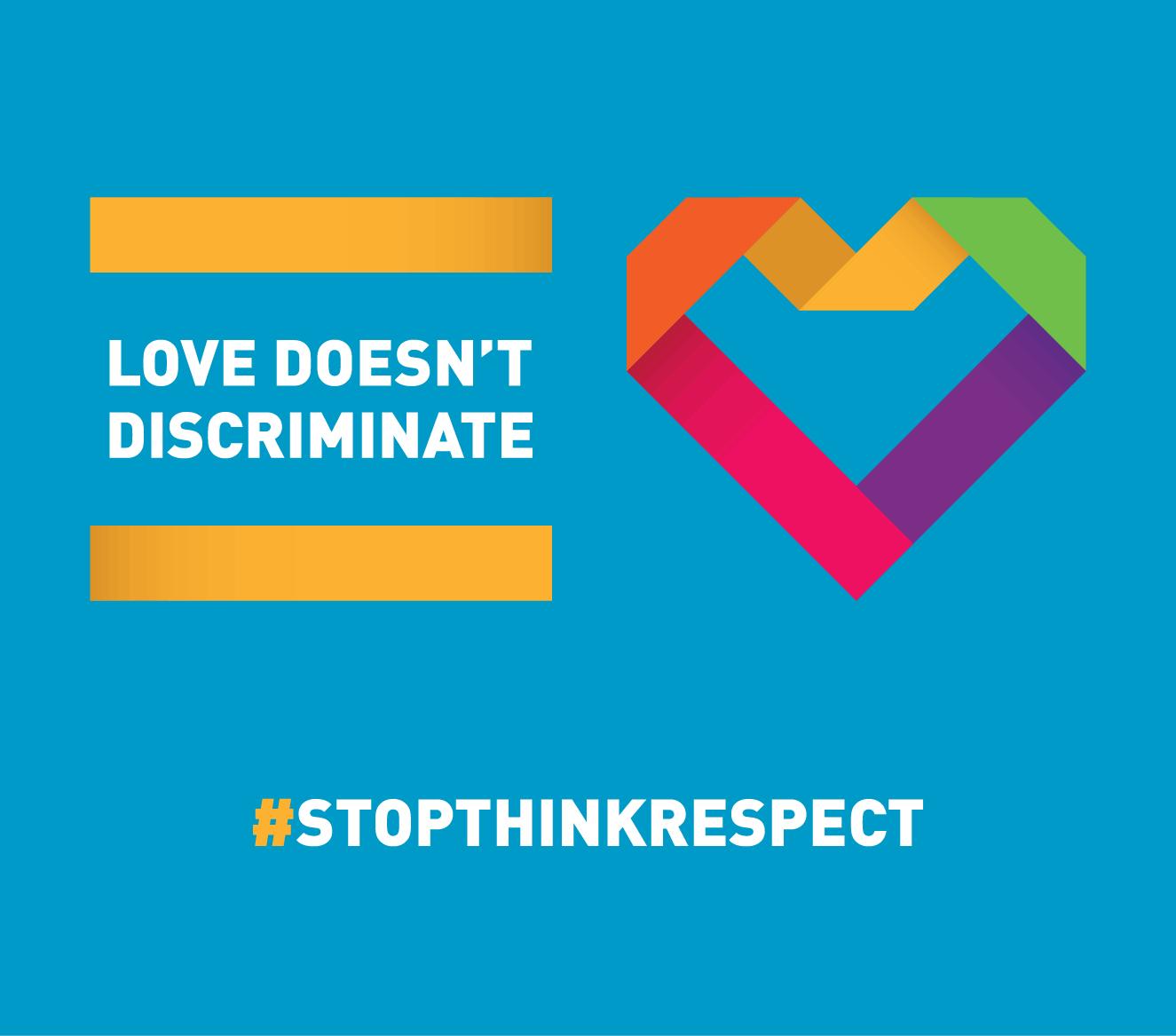 Love doesn't discriminate
