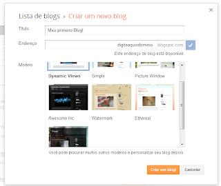 Blog Nome