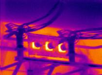 红外热像仪的行业应用—通信行业