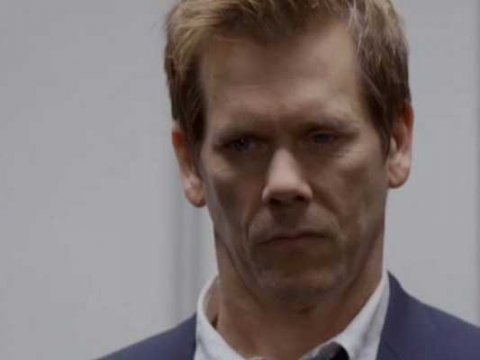 kevin bacon/The Following