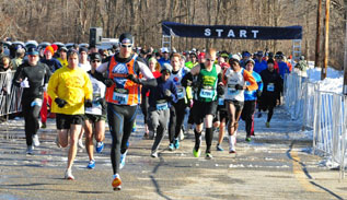 Start Your New Year Off Right with the Sixth Annual 1st Run, 5K and 10K