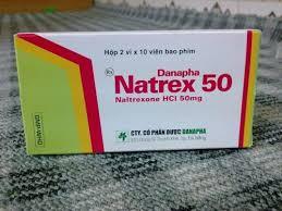 Kết quả hình ảnh cho NALTREXONE