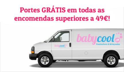 free shipping at babycool shop