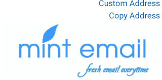Mint Mail - Temporary E-Mail Address