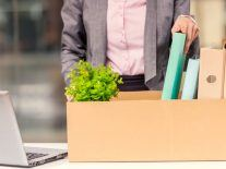 How to move from a small office to a big company