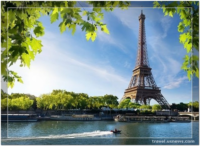 Eiffel Tower - Tour Eiffel  - Top 7 Best Places to Travel in Paris, France at Least Once in Your Life Time