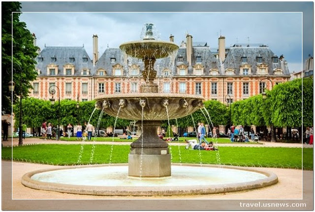 Le Marais  - Top 7 Best Places to Travel in Paris, France at Least Once in Your Life Time