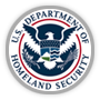 The United States Department of Homeland Security's Official Seal