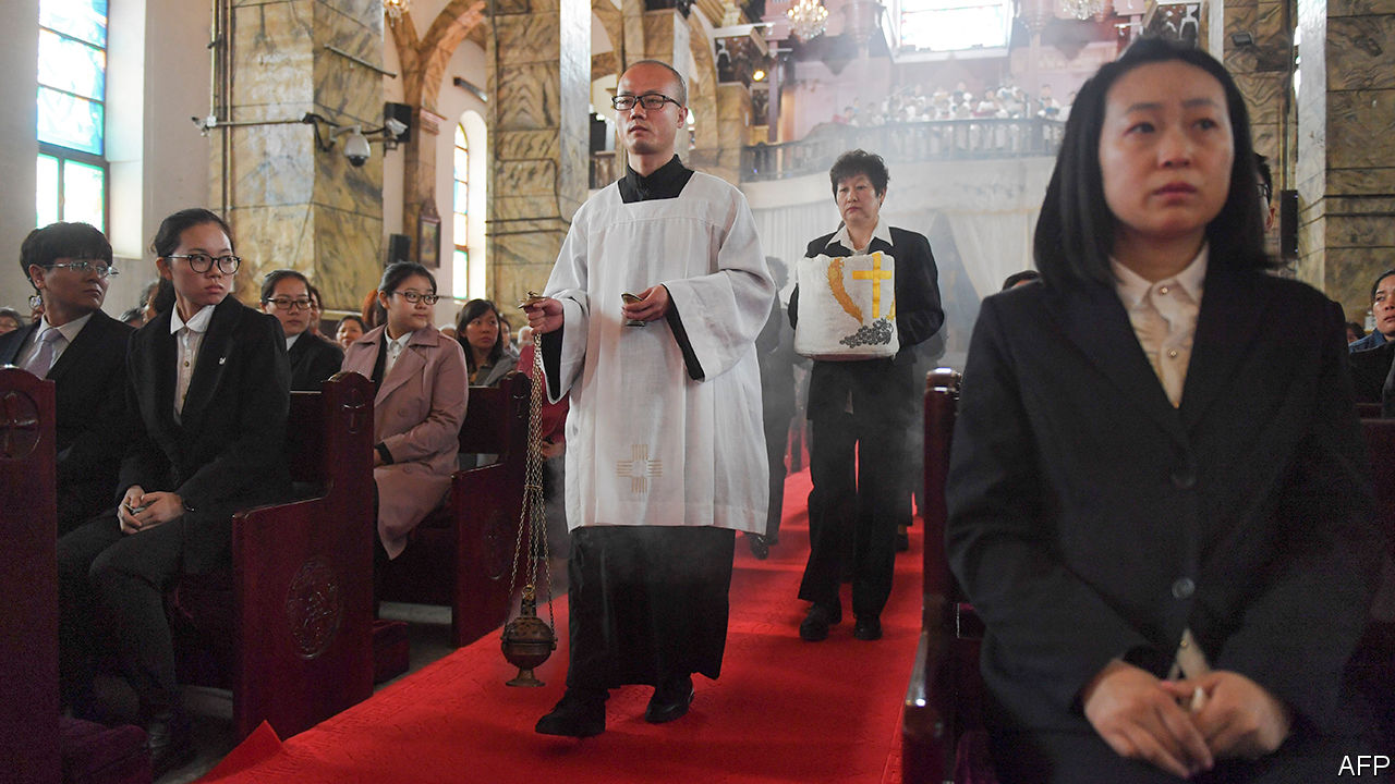 China and the Holy See