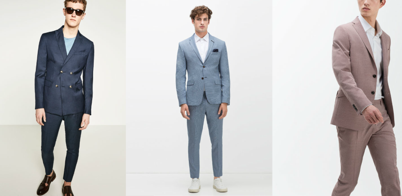 mens zara suits for summer