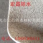 非沥青基高分子粘胶膜防水卷材