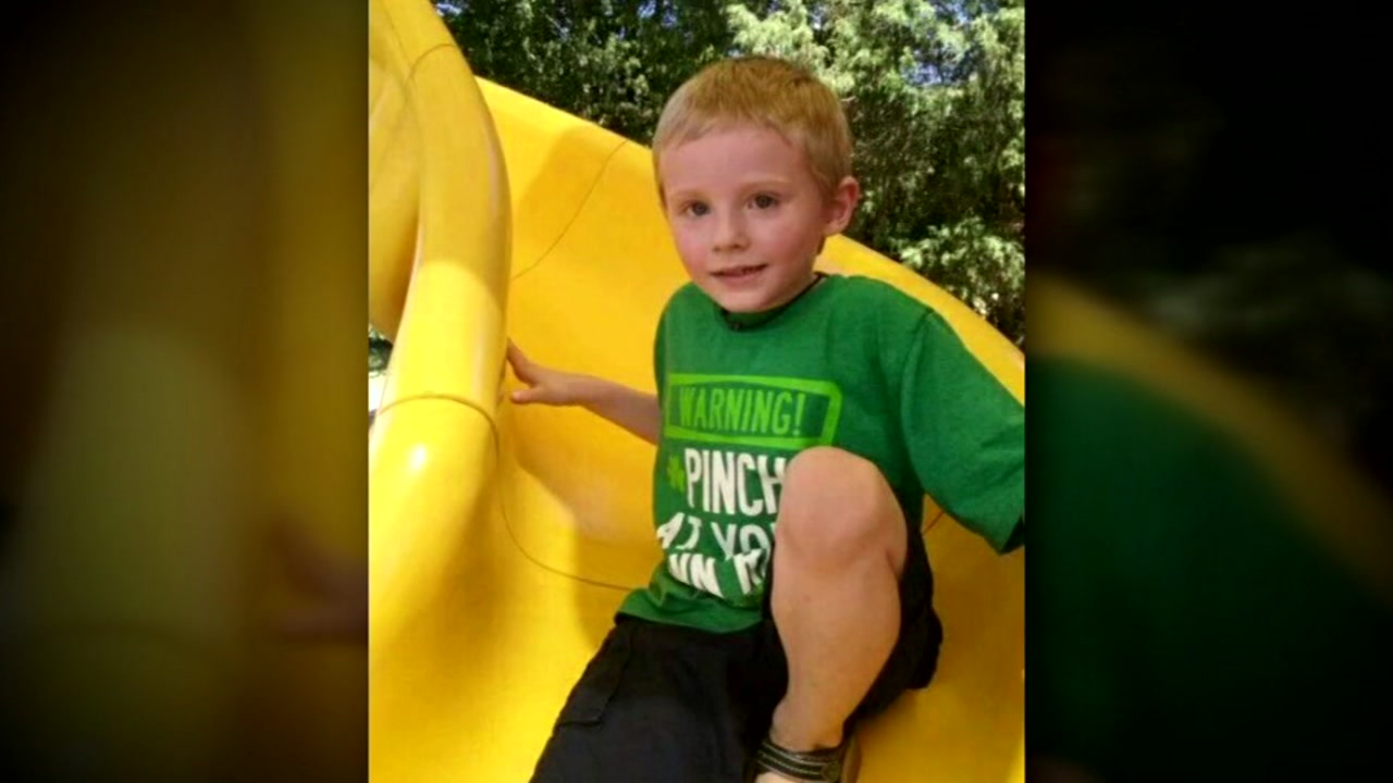 Search crews discovered Thursday a body believed to be missing 6-year-old Maddox Ritch