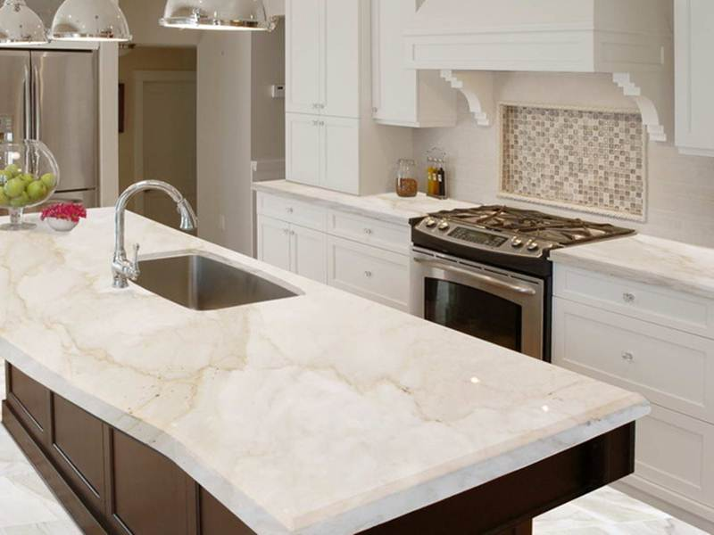 Image of: Inexpensive Kitchen Countertop Options