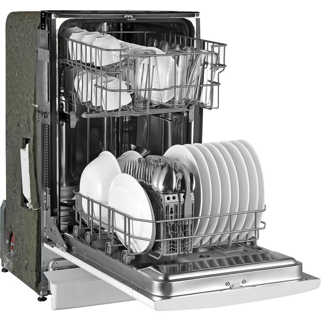 Image of: Countertop Dishwasher Home Depot
