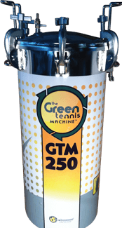 GTM250 Rebounces Tennis Ball Charger with 250 Ball Capacity per Cycle