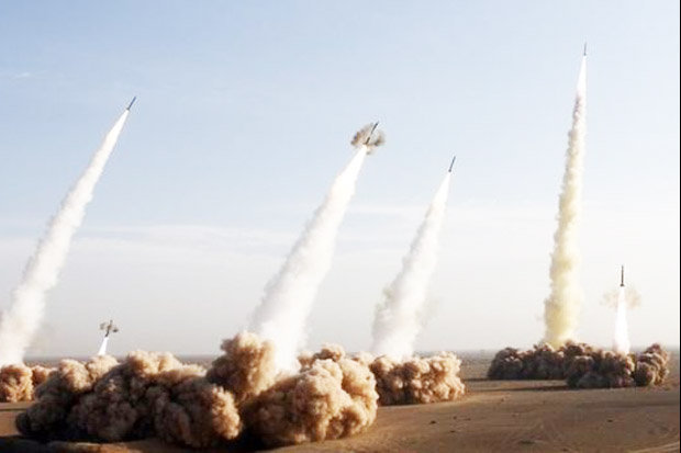 Ballistic missiles fired into the East Sea