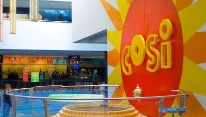 COSI Center Of Science & Industry