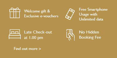 Book Direct for more benefits