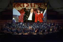 """The San Francisco Symphony will perform the score to """"Love Actually"""" live this winter."""