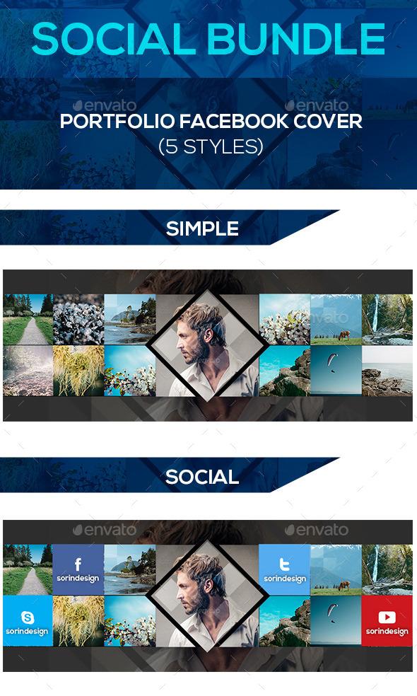 portfolio-social-cover-templates-bundle