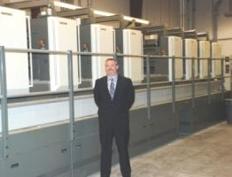 Zoo adds 11th Komori: LS-540