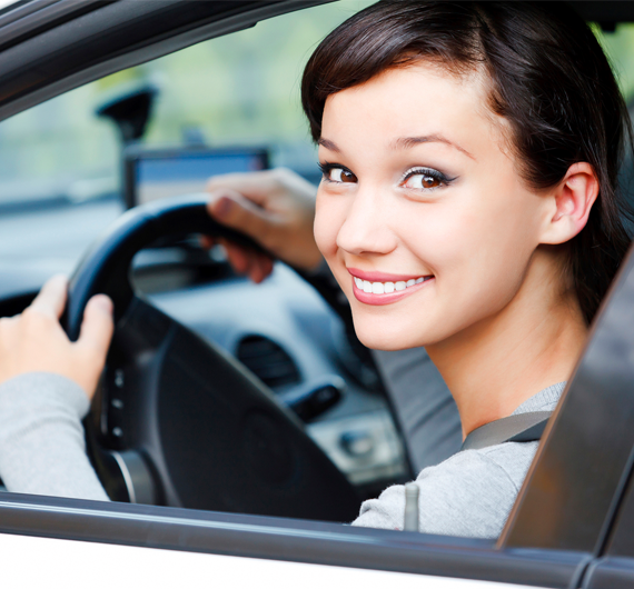 How to Get Low Rates on Young Driver Auto Insurance in California Banner